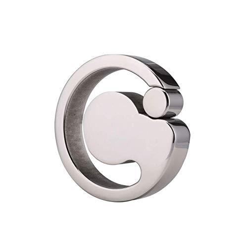 Un anillo pesado con una apariencia única y un cuerpo en espiral: 180