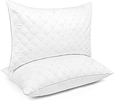 SORMAG standard bed pillows Ultrabounce pillow Hotel pillows 2 pack