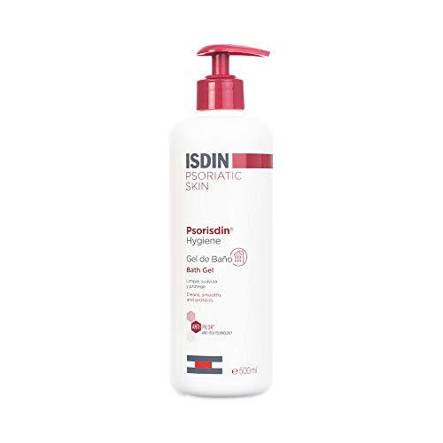 Isdin Psorisdin Hygiene Gel de Baño, Limpia, Suaviza y