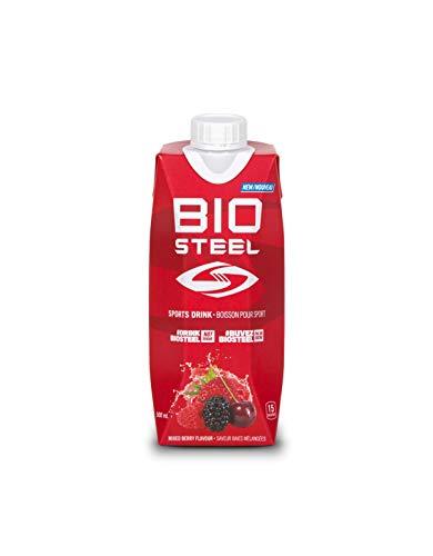 Biosteel Biosteel Hydration Listo Para Beber Mezcla de Bayas 12 x 500 ml (Paquete de 12) 6000 g
