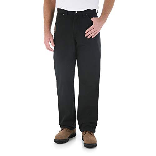 Wrangler Riggs Workwear Hombre Ripstop Carpenter Jean - Negro -