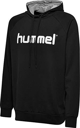 Hummel Male, Herren HMLGO Cotton Logo Hoodie