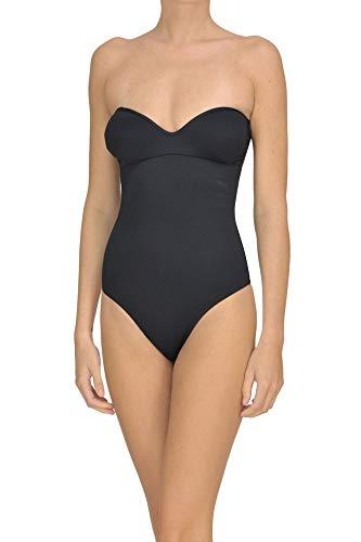 F**K Luxury Fashion dames MCGLCST0000B7023E zwart badpak | jaargetijd-outlet
