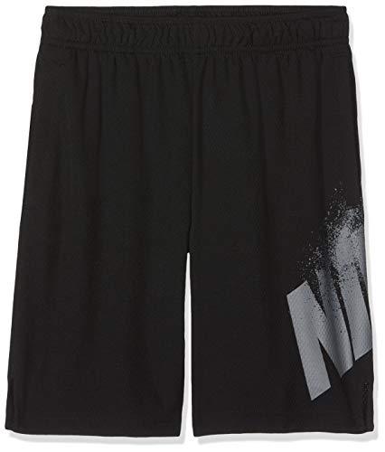 NIKE Acceler8Pantalones Cortos, Primavera/Verano, niño, Color Black/Cool Grey/Blac, tamaño Extra-Small