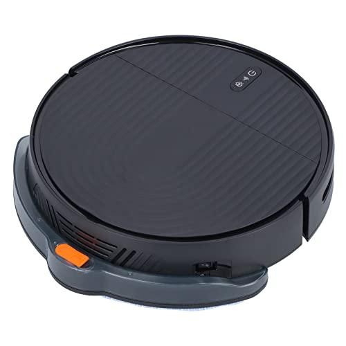 CHICIRIS Aspiradora Inteligente 3 En 1 Barrido De Succión con Succión Fuerte 2000pa para Tuya App Control 100‑240V Máquina De Limpieza(EU)