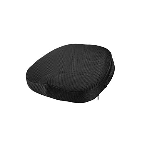 SangZhong Memory Foam Office Chair Cushion Car Seat Pillow Coccyx Orthopedic Pain Relief Comfortable and Portable Bedsore Cushion (Color : B)