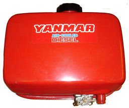 Auto Express 10hp Diesel Fuel Tank FITS YANMAR & 186 Chinese Engine