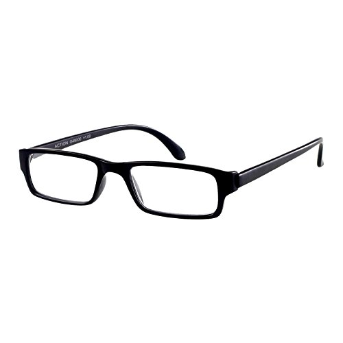 I NEED YOU I Need You Lesebrille Action, SPH: +1.50 Farbe: schwarz-matt