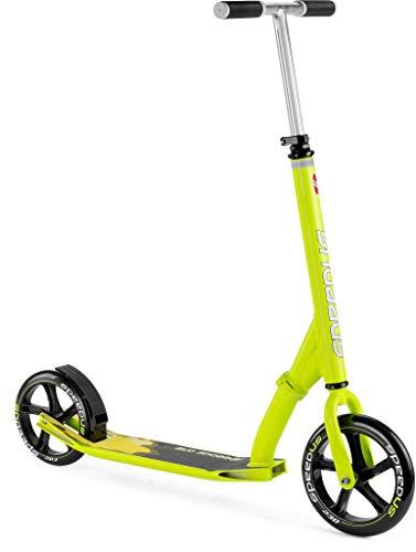 PUKY Speedus One Scooter Roller gelb