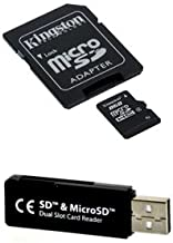 8GB MicroSD HC Memory Card and Card Reader for Garmin GPS Nuvi 1390LMT 1390T 1390 1370 1370T 1350 1350LMT 1350T 1300 1300LM 1260T 1260 1250 1200 550 500 275T 265T 255 205