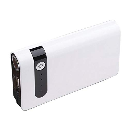 Check Out This LALAWO Car Starter 400A Peak 8000Mah Portable, Emergency Battery Booster Package Desi...