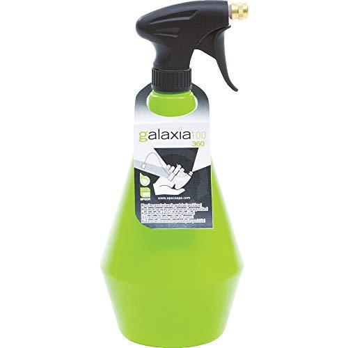 Galaxia 100 360° 8527.P01 Vaporisateur à Gâchette Plastique Vert/Noir 10,2 x 11,5 x 21 cm