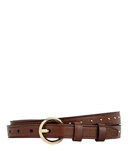 Liebeskind Damen Essential Belt02E9 Gürtel, Braun (Bourbon 8752), 6661 (Herstellergröße: 100)