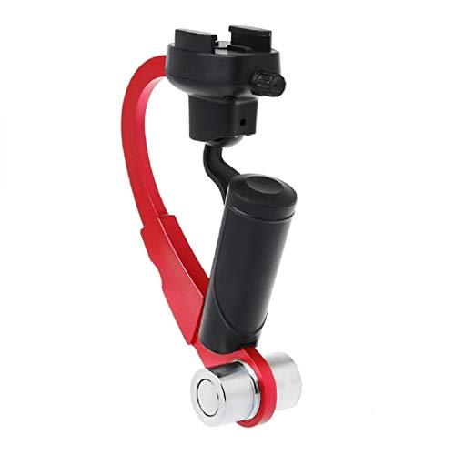 Baodanjiayou Mini stabilisateur de caméra vidéo Steadicam Gimbal pour GoPro 5/6 Xiaomi