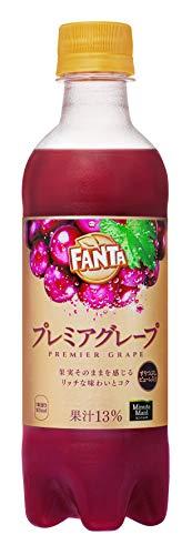 コカ・コーラ ファンタ プレミアグレープ PET 380ml ×24本