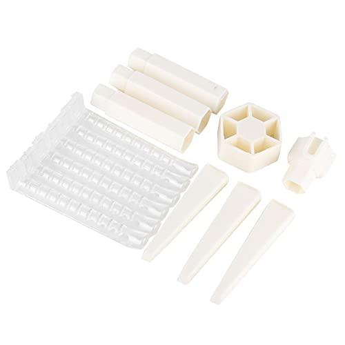 IDWT stendino per Pasta, essiccatore per Pasta Domestica in plastica ABS, Facile da Usare Ecologico per Spaghetti da Cucina casalinga