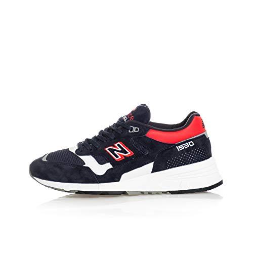 New Balance M1530NWR, Trail Running Shoe Hombre, Deep Porcelain Blue, 32 EU