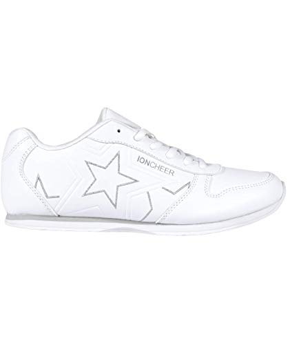 ION Cheer Action Shoes - White Cheerleading Shoes