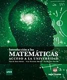 Introducción a las Matemáticas: Acceso a la Universidad
