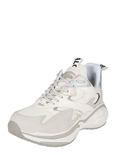Buffalo Damen CAI Sneaker, Weiß (White 001), 37 EU