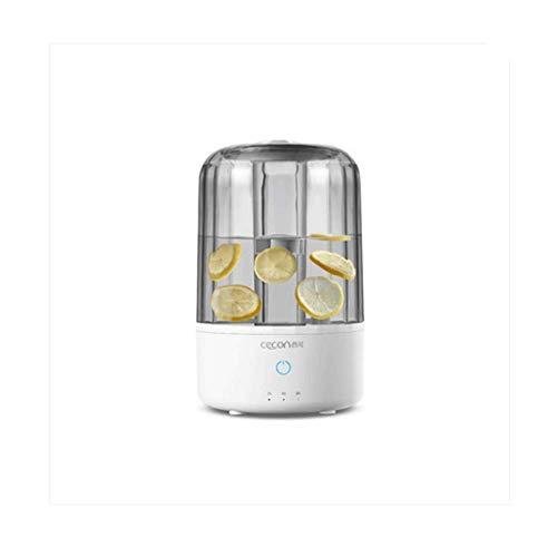 LLSS 4L Luftbefeuchter - Aromadiffusor - 30 dB Ultra-leiser 3-Nebel-Modus, wasserlose automatische Abschaltung, 10 Stunden Arbeit Für Home-Office-Yoga Ultraschall-Luftbefeuchter