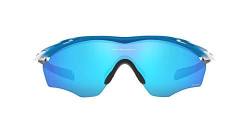Occhiali da Sole Oakley M2 FRAME XL OO 9343 Sapphire/Prizm Sapphire 45/14/121 unisex