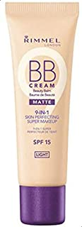 Rimmel BB Cream Beauty Balm 9-IN-1 - Matte 001 Light(RM934-67)