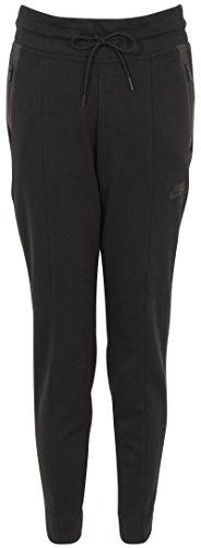 NIKE Black Pant W NSW Tech Fleece Pant (803575-010) M