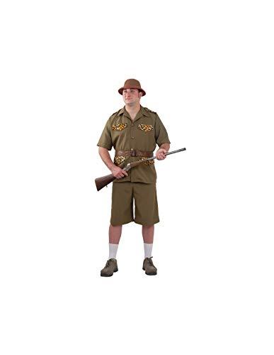 DISBACANAL Disfraz Explorador Safari - -, XL