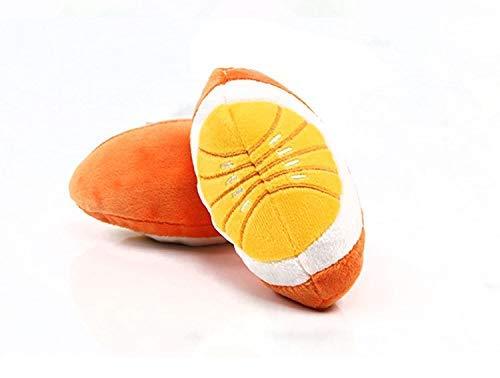 DressU Calidad 5 For Las Frutas Un Conjunto de Peluche de Juguete de Felpa de Sonido chirriante Squeaker Verduras sandía de la Pet Molares Juguetes de Peluche Piel
