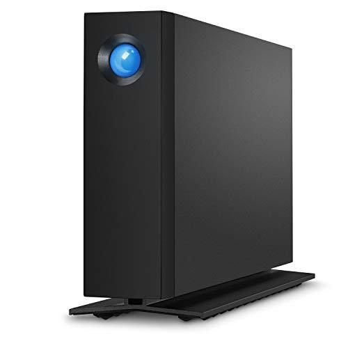LaCie HDD 外付けハードディスク 10TB d2 Professional USBタイプC ブラック 5年間保証 STHA10000800