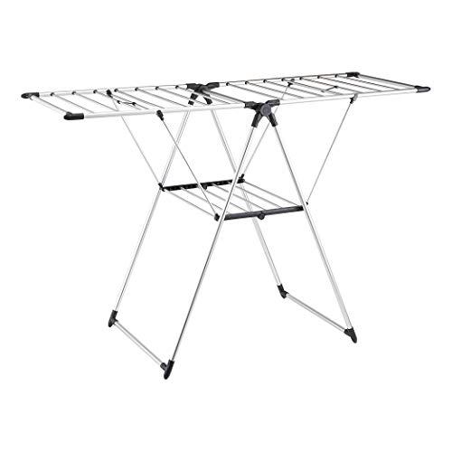 Amazon Basics - Wäscheständer im Flügel-Design
