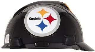 MSA 818407 NFL V-Gard Protective Cap, Pittsburgh Steelers