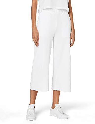 Urban Classics Ladies Culotte Pantalones Deportivos, Blanco (White 00220), 52 ES (Talla...