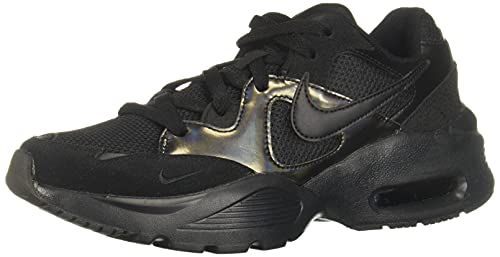 Nike Air Max Fusion Sneakers Donne Nero - 40 1/2 - Sneakers Basse Shoes
