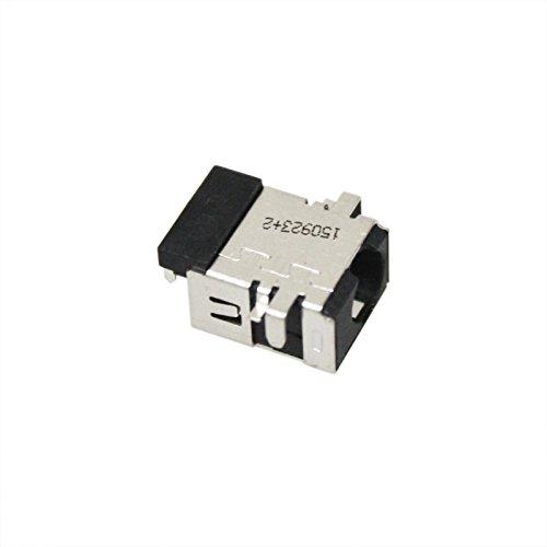 Suyitai Replacement for ASUS F555UA-EB51 F555UJ-XO106T X555LA-DH31 X555LA-MS51 X555LA-DB51 X555LA-DB71 X555DA-AS11 X555DA-BB11-RD X555DA-BB11-BK F555LA F555LA-NS72 DC Power Jack Charging Port