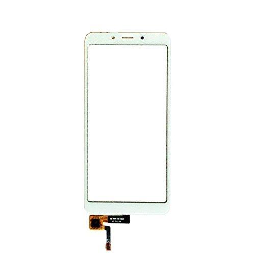 """JayTong Pantalla de Repuesto Digitalizador Pantalla Táctil Frontal Vidrio con Gratis Herramientas para Xiaomi Redmi 6 Redmi6/Redmi 6A 5.45"""" (Not LCD Display) Blanco"""