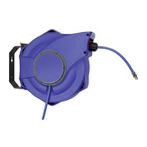 RIEGLER 259/4000-1 Enrouleur de tuyau en PVC ø 13,5 x 9,5 cm Longueur 14 m
