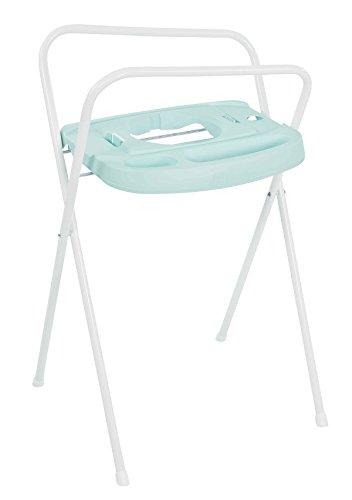 bébé-jou Support pour Bain/Bébé-Bubble Vert Menthe 98 cm