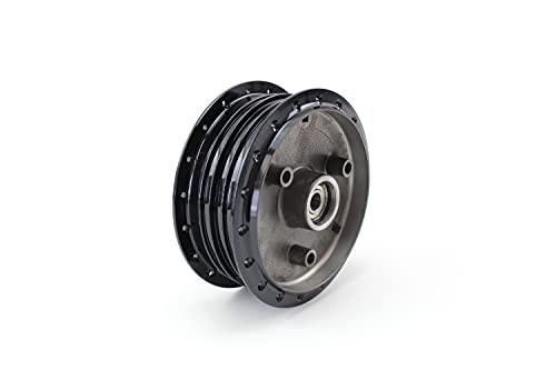 MZA Moyeu avec roulement de roue assortie Noir – sIMSON S51, KR51 Schwalbe etc.