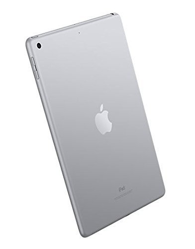 Apple iPad with WiFi + Cellular, 32GB, Space Gray (2017 Model)