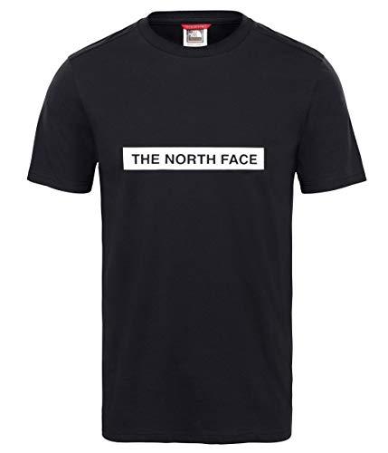 THE NORTH FACE Light T-Shirt Herren schwarz, M