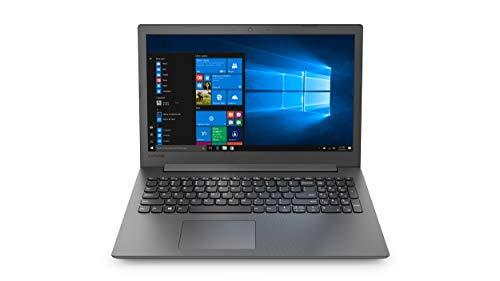 Lenovo Ideapad 130 AMD A9-9425 15.6-inch HD Laptop (4GB/1TB/Windows 10/ Black /...