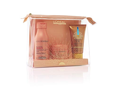 L'Oréal Professionnel Inforcer Trousse Format Voyage Cheveux Fragiles/Cassants