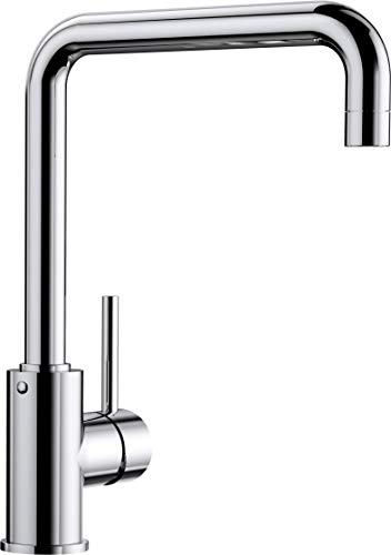 BLANCO MILA – Miscelatore da cucina tradizionale per il lavello – Ad alta pressione – Cromato – 519413