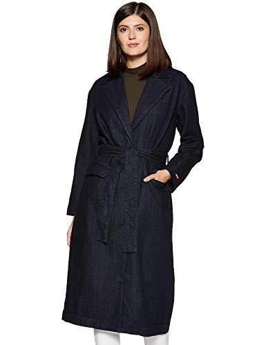 Levi's Women's Jacket (58772-0000_Black_S)