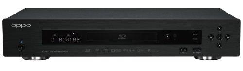 OPPO BDP-103 Universal Disc Player (SACD / DVD-Audio / 3D Blu-ray)