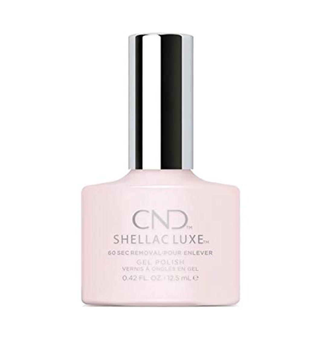 地味なショルダーリップCND Shellac Luxe - Romantique - 12.5 ml / 0.42 oz