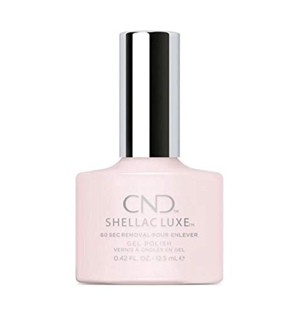 有益矢じりコメントCND Shellac Luxe - Romantique - 12.5 ml / 0.42 oz