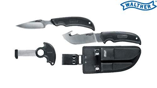 Walther Messer Set Hunter KnifeSet, 5.0735